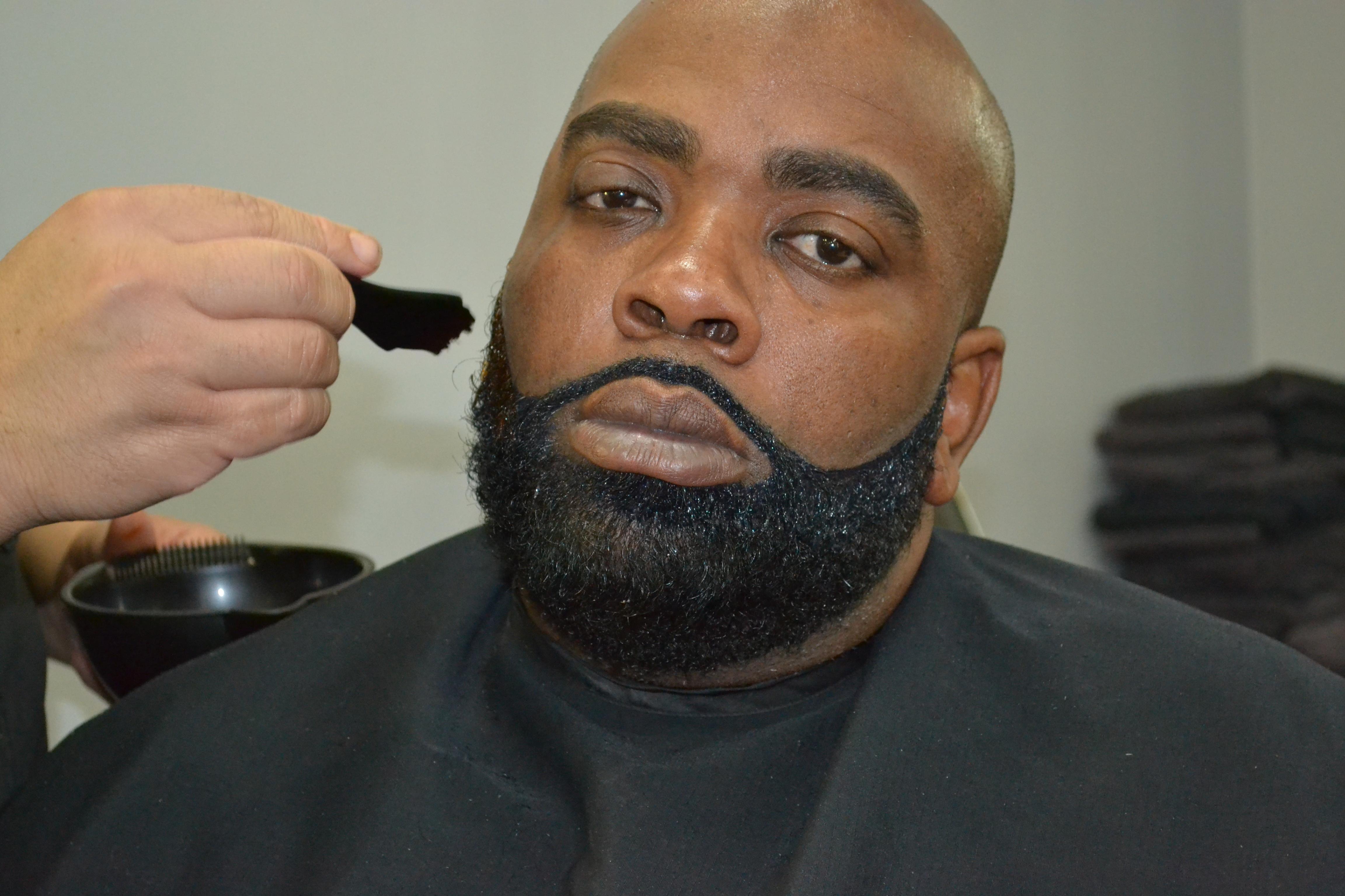 Boss beard $100