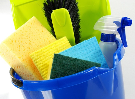 4 Reasons for Using Eco-Friendly Cleaning Supplies.