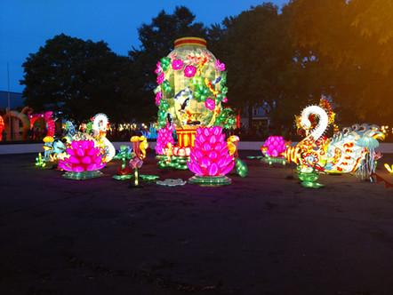 New York State Chinese Lantern Festival