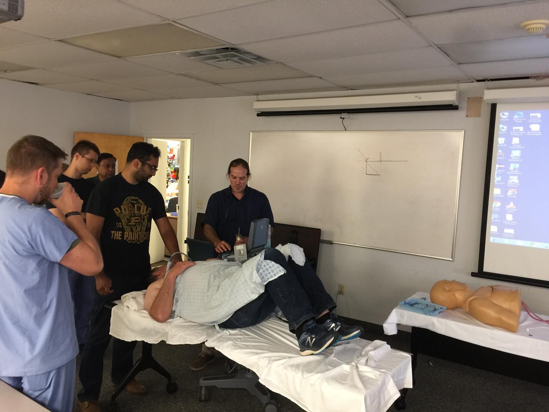 Emergency Medicine Residency Upstate