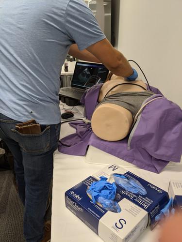 Summer Ultrasound Extravaganza