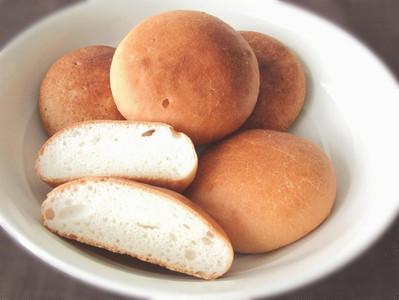 タイナイ 焼いておいしいまんまるパン