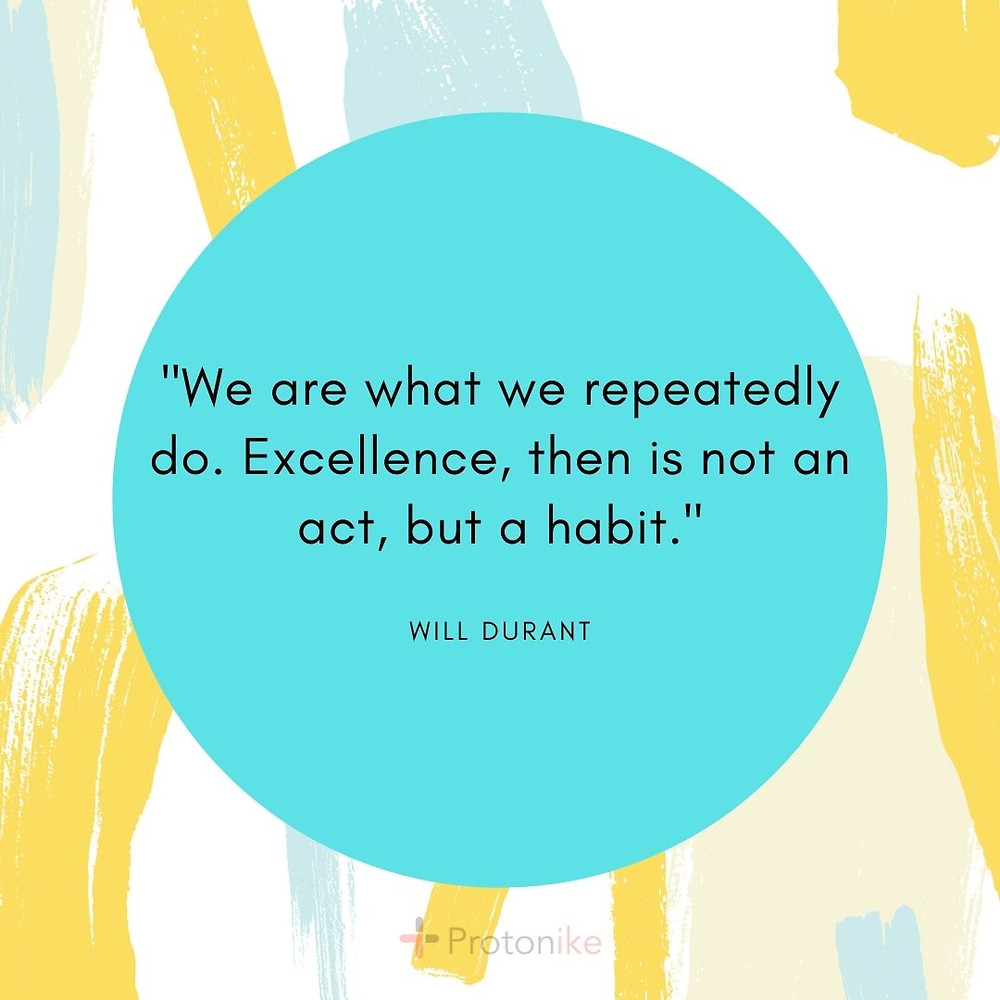 Inspirational Business Quote by Will Durant