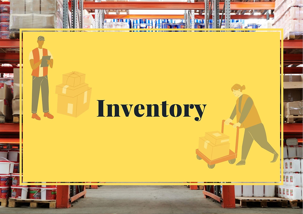 Inventory management of online grocery store in India 2021
