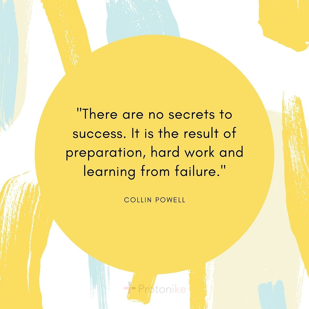 Inspirational Business Quote by Collin Powell