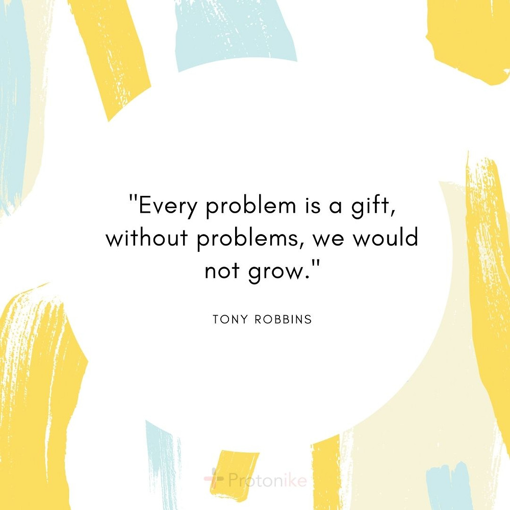 Inspirational Business Quote by Tony Robbins