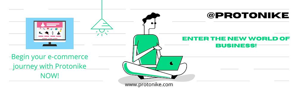 ecommerce, website design, ecommerce website making, online store, online business,protonike web designing