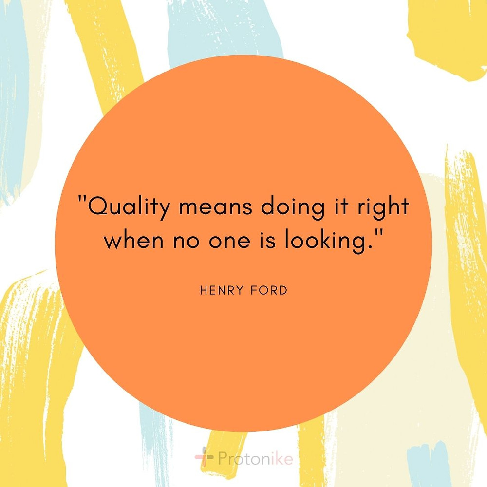 Inspirational Business Quote by Henry Ford