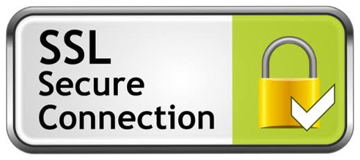 Secure connection, SSL certificate, secured connection, unsecured website