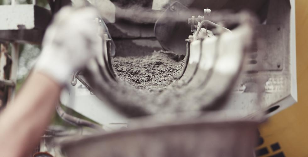 Construcciones de hormigón