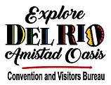 Explore Del Rio Amistad Oasis - CVB logo