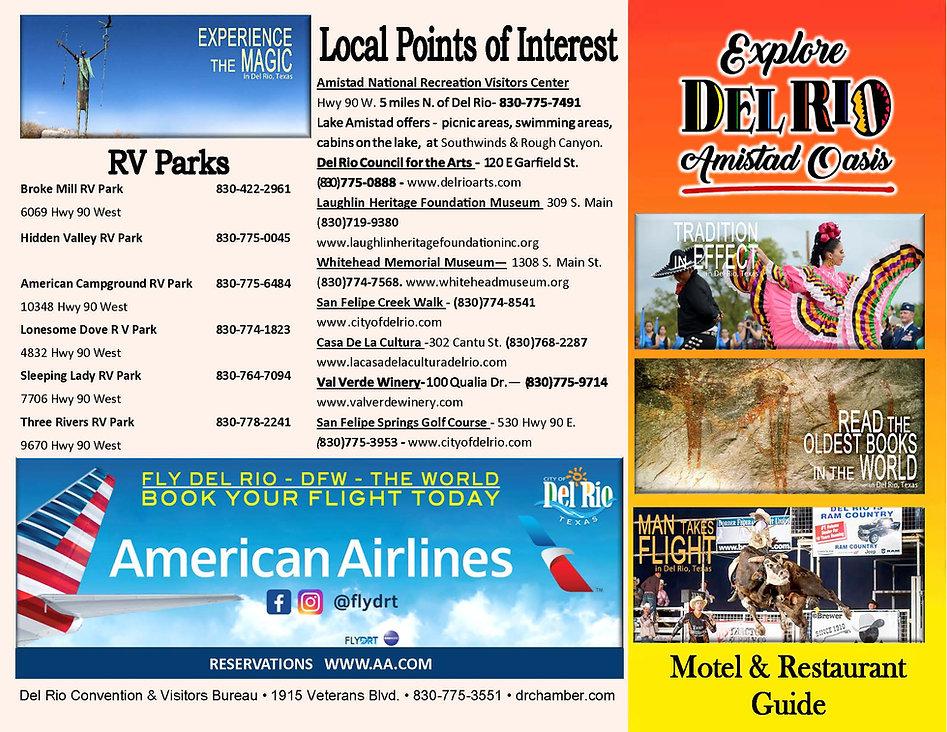 Del Rio Local Points of Interest
