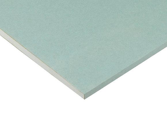 Chapa de Drywall RU (Resistente a Umidade)  1,80x1,20m - Verde