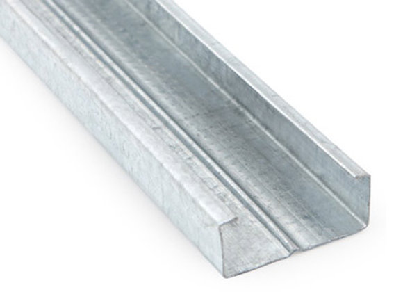 Perfil Para Forro DryWall Canaleta F530 46 X 18 X 3000 MM