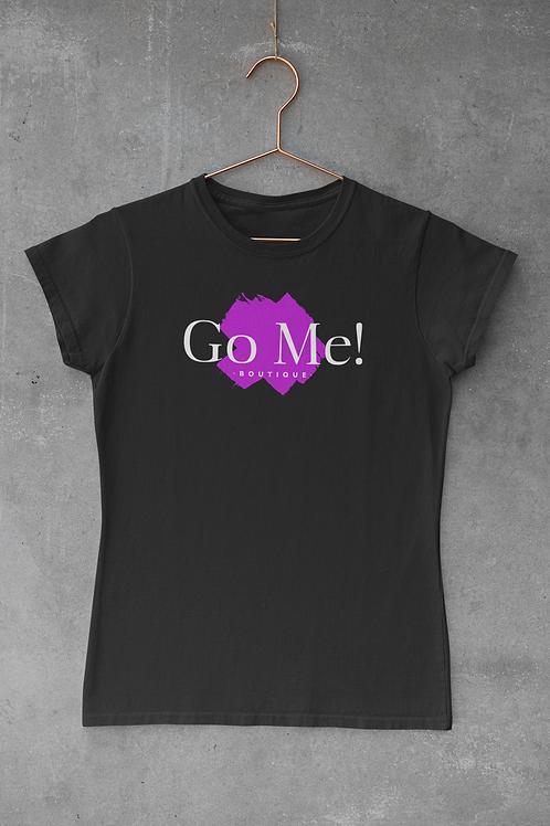 GO ME! SPLASH T-SHIRT FOR LADIES