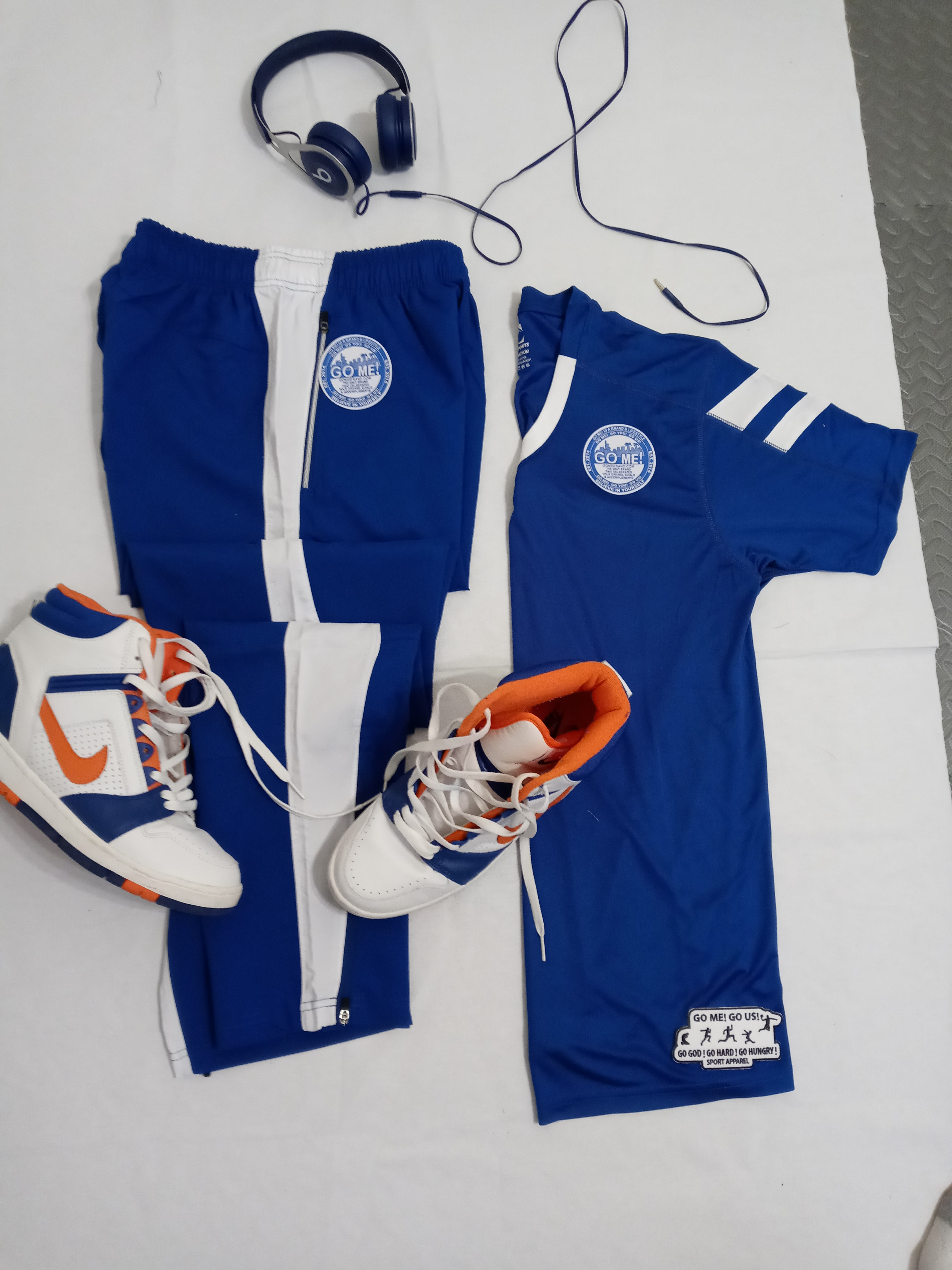 Royal Blue GO ME! SPORT