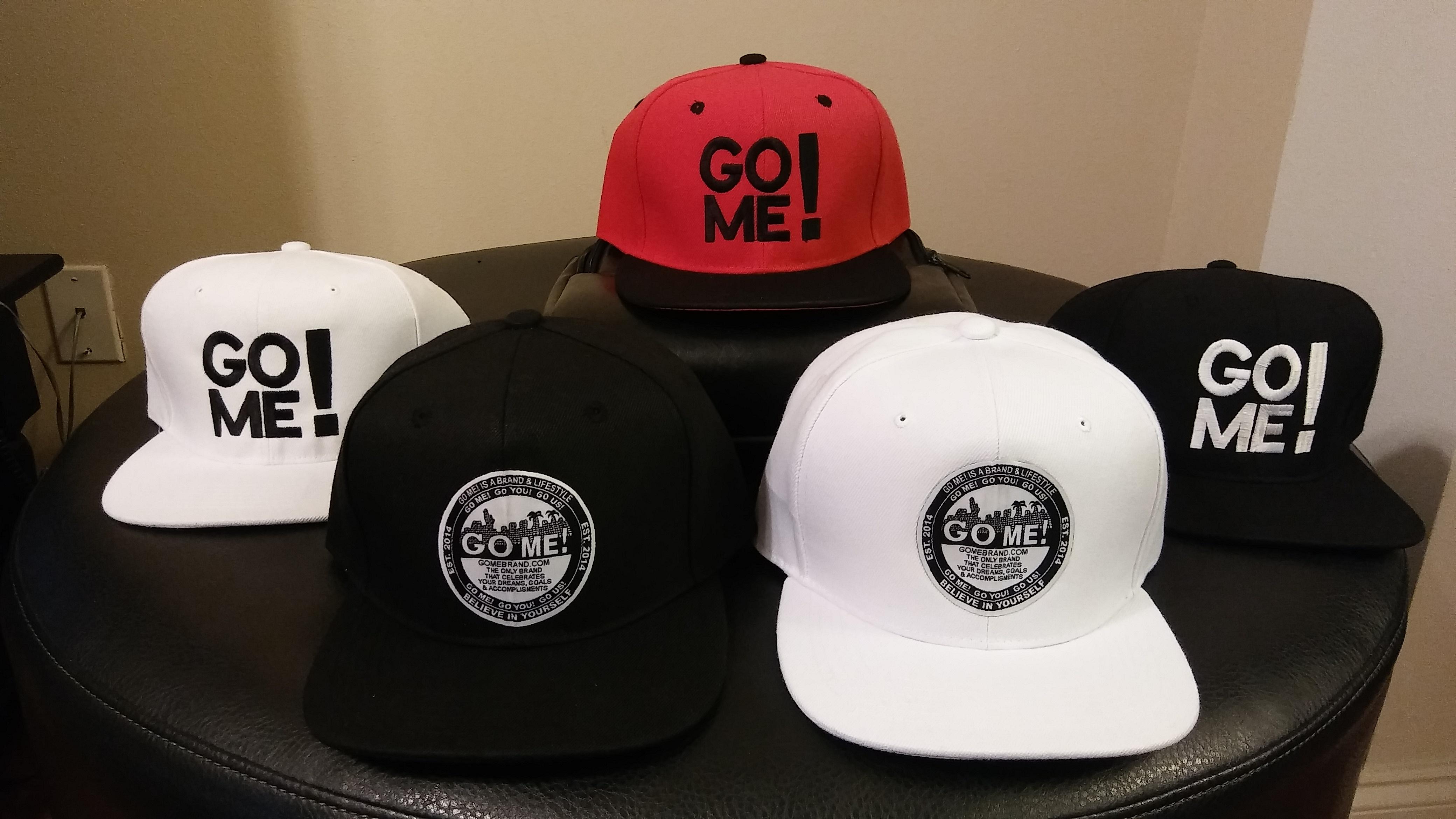 2017 GO ME! HATS