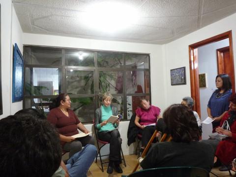 Presentación en Tlaxcala