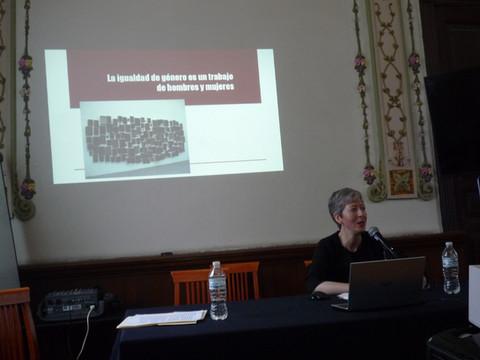 Conferencia Literatura y género