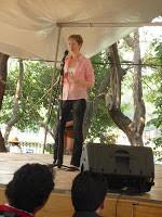 Feria del libro y la rosa 2013