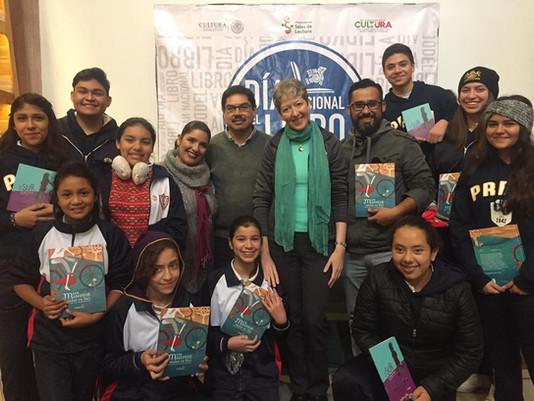Encuentro Día Nacional del Libro Zacatecas
