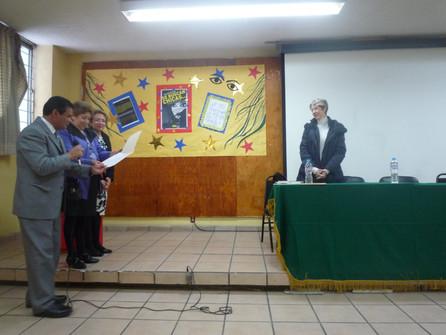 Secundaria Juan de Dios Batiz