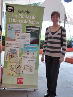 Feria del libro infantil y juvenil CENART 2009.