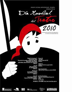 Día Mundial de Teatro 2010