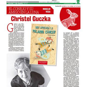 Nota en La Crónica