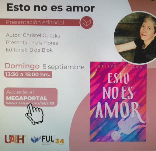 Feria del Libro de Hidalgo 2021