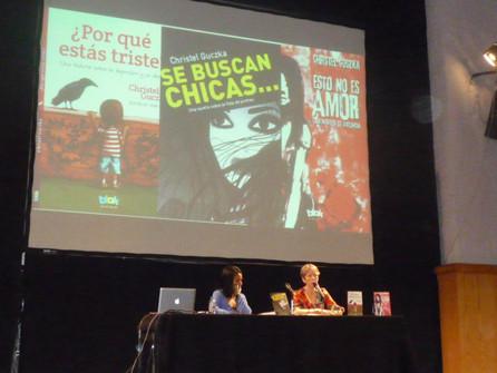 Presentación libros de Ediciones B
