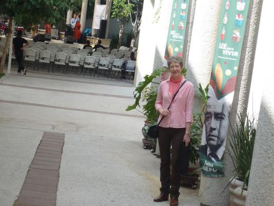 Feria del libro de Aguascalientes 2016
