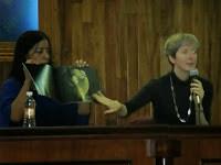 Presentación en Universidad de Querétaro