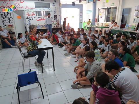 Colegio Xail, Campeche.