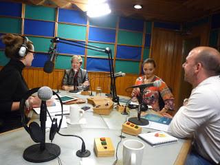 Entrevista Radio Trece