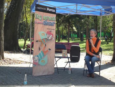 Festival de Chapultepec, parque las Hormigas.