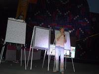 Rally de escritura con el Ilustradero