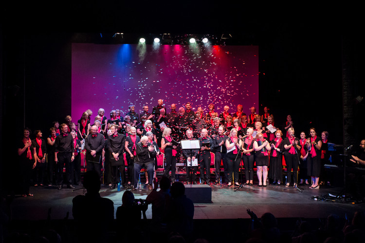 Voices: An Evening With The Bersted Community Choir
