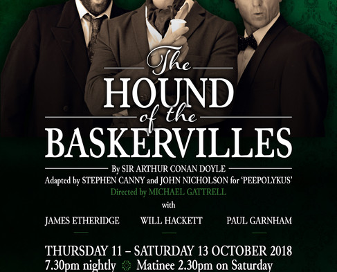 Hound of the Baskerville-A4   poster.jpg