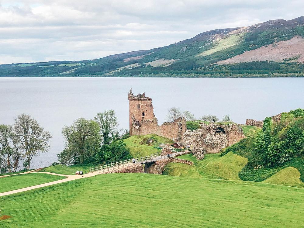 Lago di Loch Ness - Scozia