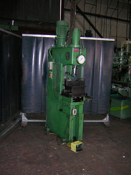 Mills Hydraulic Press 12t