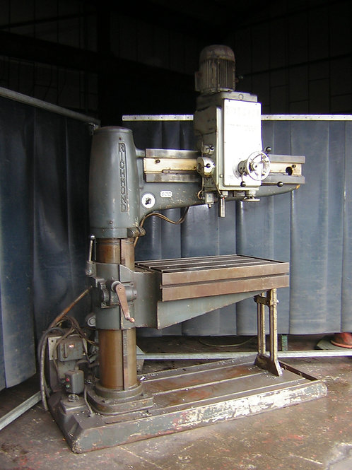 Richmond SR3 4ft radial drill