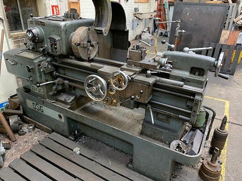 Dean Smith and Grace Type 13 Straight Bed Centre Lathe