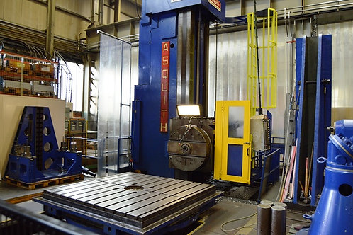 Horizontal Floor Borer Asquith HFC180 CNC
