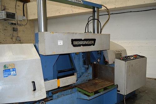 Behringer HBP530A Horizontal Bandsaw 530mm