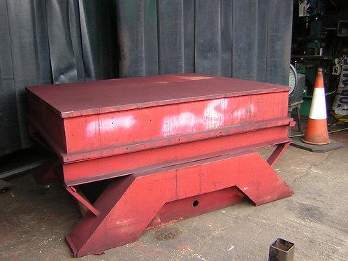 Heavy Duty Steel Table  5ft x 6ft