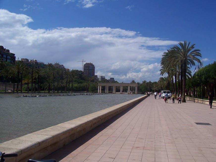 fiume Turia - Valencia