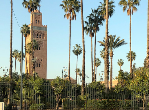 Week end glamour a Marrakech tra souk e hammam