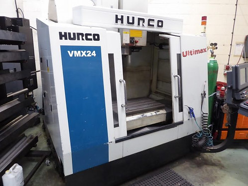 Hurco VMX 24 Vertical Machining Centre (2002)