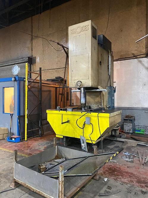 Rhodes 200ton Hydraulic Press